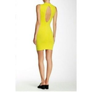 American Apparel mock neck dress